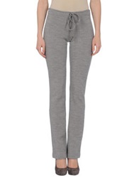 Vanda Catucci Casual Pants Light Grey