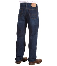Stetson 1520 Fit Jean Dark Rinse Denim Men's Jeans Blue