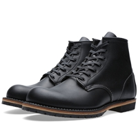 Red Wing Shoes Red Wing 9014 Beckman 6' Round Toe Boot Black Featherstone