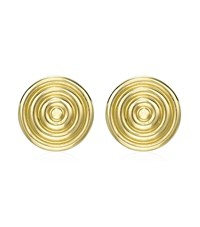 Theo Fennell Gold Whip Stud Earrings Female