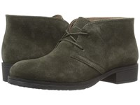 Bandolino Talon Moss Suede Women's Shoes Green