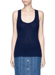 Ag Jeans 'Iso' Scoop Neck Tank Top Blue