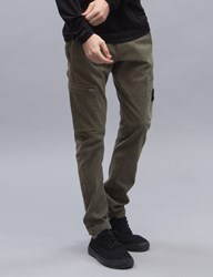 Stone Island Tapered Cargo Pants
