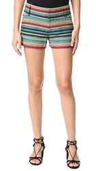 Alice Olivia Piece And Co Cady Shorts Multi