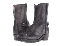 Lucchese Gy8907.K3 Anthracite Grey Cowboy Boots Gray