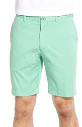 Men's Big And Tall Bobby Jones Stretch Cotton Flat Front Shorts White