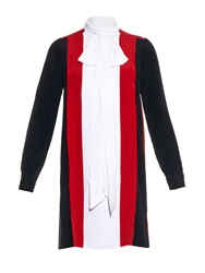 Jonathan Saunders Kelly Tri Colour Shirtdress