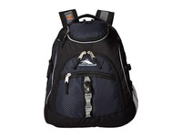 High Sierra Access Backpack Midnight Blue Black Backpack Bags Navy