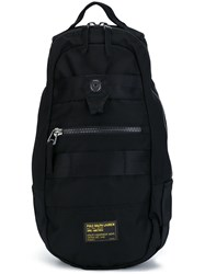 Polo Ralph Lauren Zipped Backpack Black