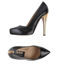 Golden Goose Pumps Black
