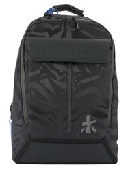 Premiata White 'Chatwin' Backpack Black