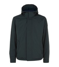 Paul And Shark Nylon Yachting Jacket Male Green