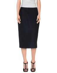 Just In Case Skirts 3 4 Length Skirts Women Black