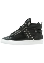 Gaudi' Gaudi Vally Hightop Trainers Black