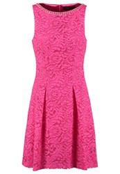 Marciano Guess Cocktail Dress Party Dress Fuchsia Purple Pink