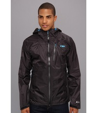 Outdoor Research Helium Hd Jacket Black Hydro Men's Coat