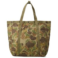 Rrl Packable Murphy Tote Green
