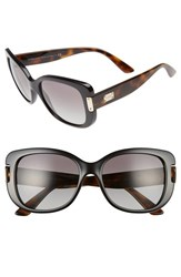 Versace Women's 56Mm Retro Sunglasses