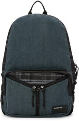 Diesel Blue Denim De Yanki Backpack