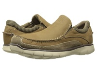Dockers Walsh Taupe Nubuck Men's Slip On Shoes