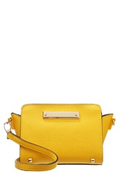 Miss Selfridge Across Body Bag Yellow