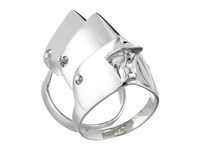 Vivienne Westwood Armour Ring Silver Ring