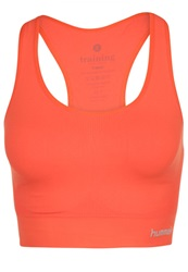 Hummel Sports Bra Cherry Tomato Red