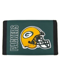 Rico Industries Green Bay Packers Nylon Wallet Team Color