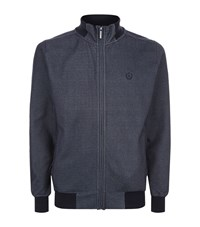 Henri Lloyd Kingsnorth Zip Through Sweater Male Navy