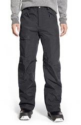 The North Face Men's 'Freedom' Hyvent Waterproof Cargo Snow Pants Asphalt Grey