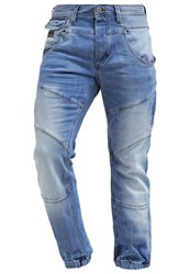 Voi Jeans Battle Relaxed Fit Jeans Blue Light Blue