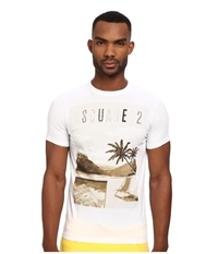 Dsquared Poolside Sexy Slim Fit Tee