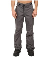 686 Authentic Standard Pant Steel Men's Outerwear Silver