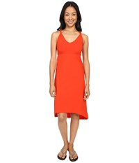 Kavu Ravenna Dress Firewater Women's Dress Orange