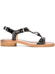 Church's Studded Sandals Black