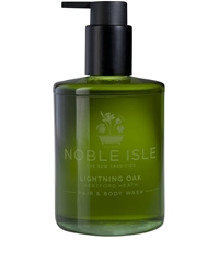 Lightning Oak Hertford Heath Hair And Body Wash Noble Isle