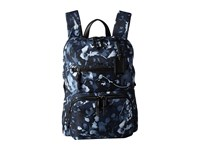 Tumi Voyageur Halle Backpack Indigo Floral Backpack Bags White