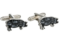 Cufflinks Inc. Pork Butcher Cuts Cufflinks Black Cuff Links