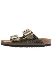 Birkenstock Arizona Slippers Olive