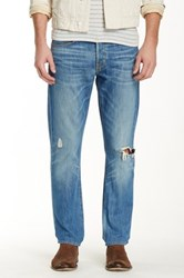 Lucky Brand 121 Heritage Slim Jean Blue
