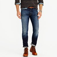 J.Crew Pre Order Wallace And Barnes Slim Selvedge Jean In Riverland Wash