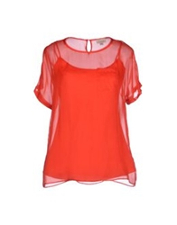 Temperley London Blouses Red