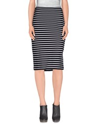 Finders Keepers Skirts 3 4 Length Skirts Women Black