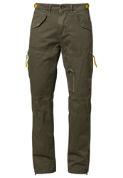 Alpha Industries Flight Cargo Trousers Olive