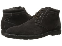 Nunn Bush Tomah Plain Toe Chukka Boot Brown Suede Men's Lace Up Boots