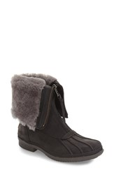 Uggr Women's Ugg Arquette Genuine Shearling Cuff Waterproof Boot