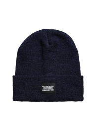 Asos Tall Beanie Hat Navy