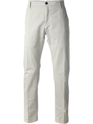 Department 5 Straight Leg Chino Grey