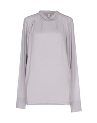 Gotha Turtlenecks Light Grey