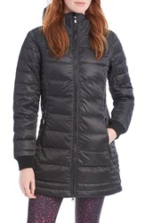 Lole Women's 'Faith' Quilted Jacket Dark Charcoal Heather